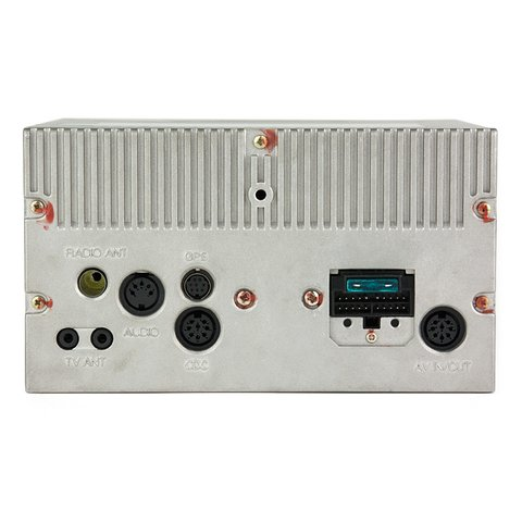 Автомобільна мультимедійна система 2 DIN з ТВ-тюнером Прев'ю 1