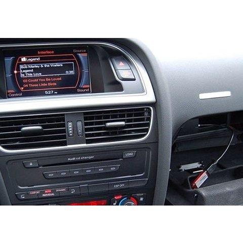 Кабель для подключения USB-устройств в Audi с AMI Превью 3