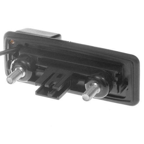 Камера заднего вида в ручку багажника для Skoda Fabia 12/13/14/15 г.в. Превью 3