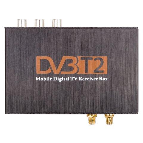 Car DVB-T2 HEVC TV Receiver Preview 1