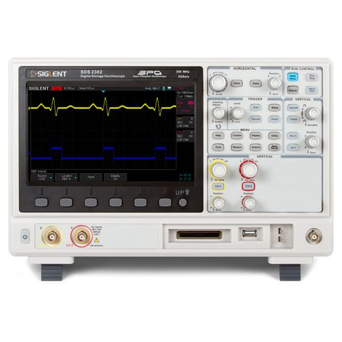 Цифровий осцилограф SIGLENT SDS2102 Прев'ю 1