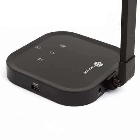 Настольная лампа TaoTronics TT-DL21, черная