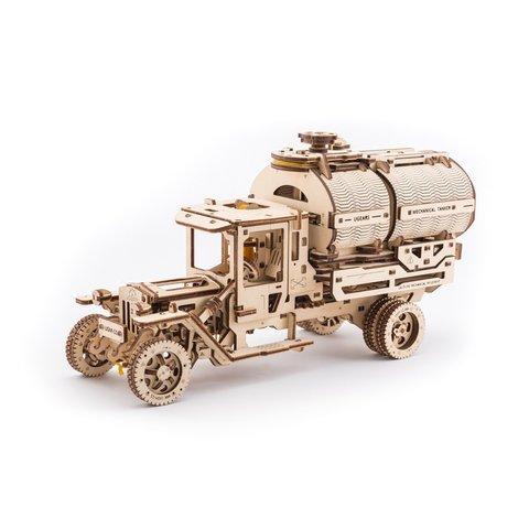 Механічний 3D-пазл UGEARS Набір доповнень до моделі Вантажівка UGM-11