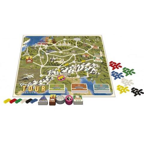 Настільна гра Tactic Чудова подорож (мульті) Прев'ю 1