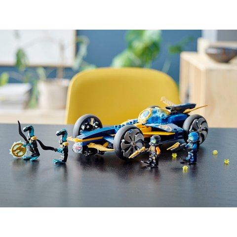 Конструктор LEGO NINJAGO Спидер-амфибия ниндзя 71752 Превью 12