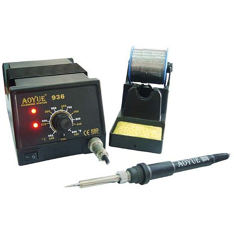 Soldering Station AOYUE 936 Preview 1