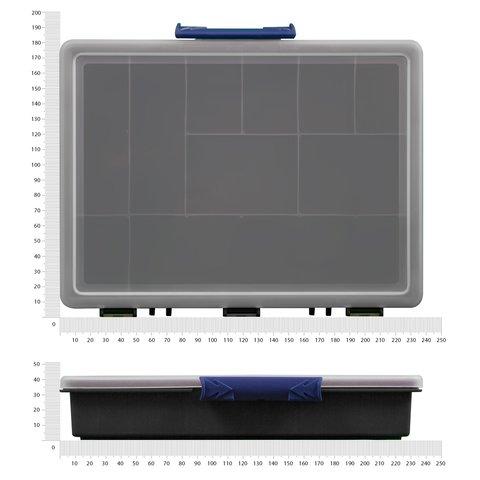 Storage Box Pro'sKit SB-2419 Preview 1