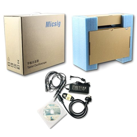 Tablet Digital Oscilloscope Micsig TO1074 Preview 6