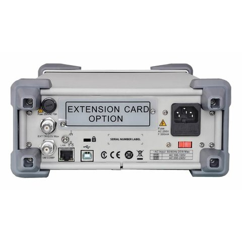 Digital Multimeter SIGLENT SDM3065X Preview 2