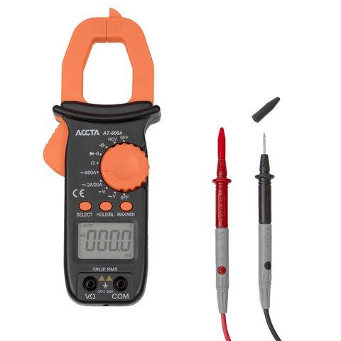 Digital Clamp Meter Accta AT-600A Preview 6